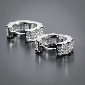 No Brand Accessories - 925 Sterling Silver Small Hoop Huggie Earrings